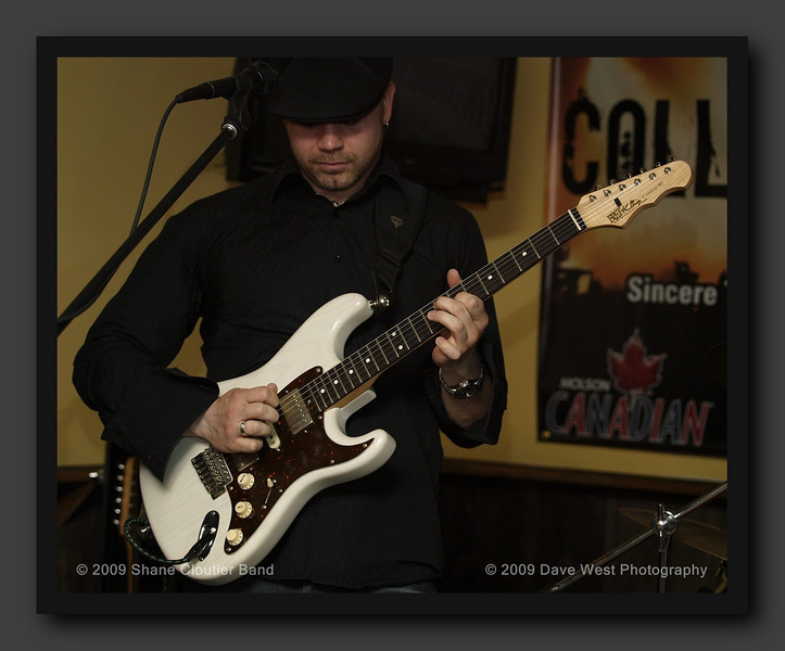Shane Cloutier Band  041909   27