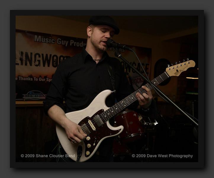 Shane Cloutier Band  041909   10