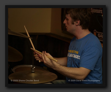 Shane Cloutier Band  041909   33