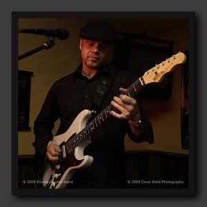 Shane Cloutier Band  041909   41