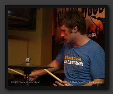 Shane Cloutier Band  041909   35