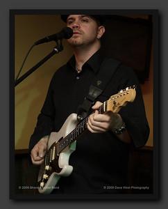 Shane Cloutier Band  041909   07