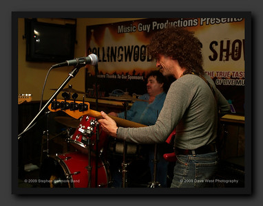 Stephen Hanmore Band  042009   17