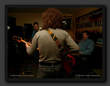 Stephen Hanmore Band  042009   15