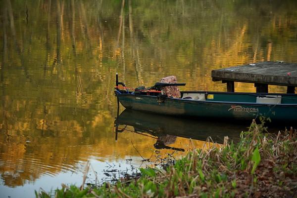 Tennessee River Solitude, Wheeler Lake, AL