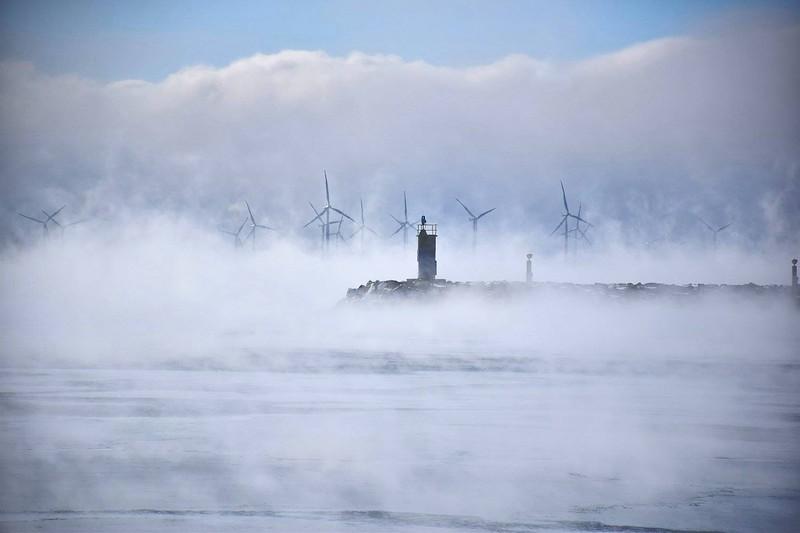 Wolfe Island Power, Kingston Ont