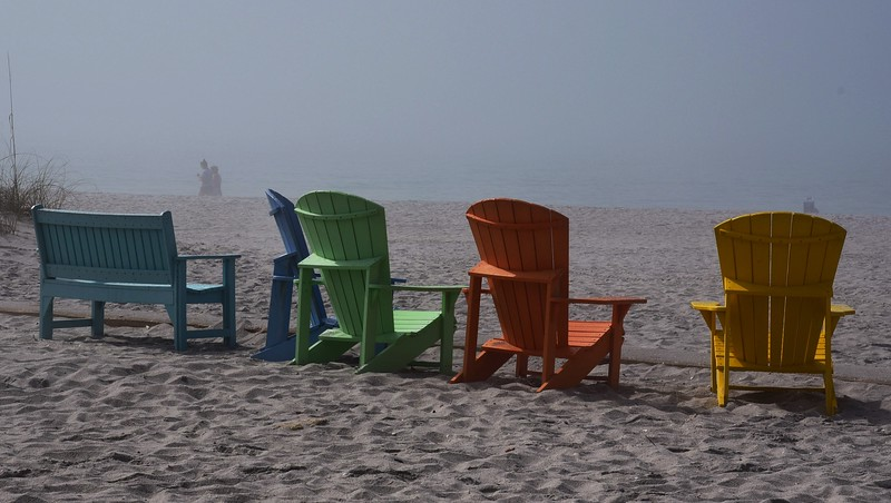 Beach Chairs in Venice, FL
