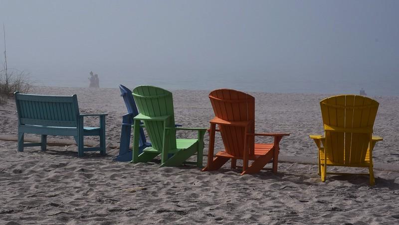 Beach Chairs in Venice, FL