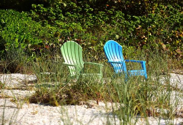 Naples Beach Chairs, FL