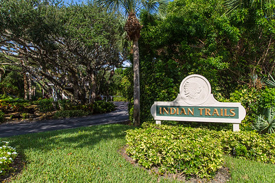 Indian Trails Stock Images - 2015-660
