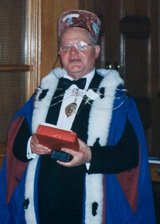 1995 John Wittich (St Andrew Undershaft)