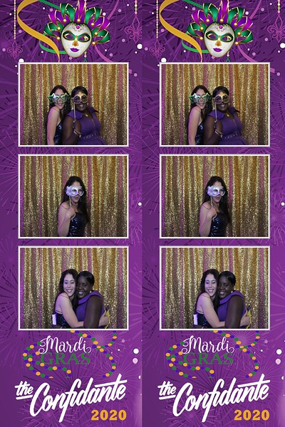 Photo Booth Pictures The Confidante Hotel Employee Party