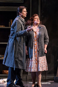 "Opera Santa Barbara - ""the Consul"" 4/23/14 Granada Theatre"