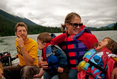 Baker Lake Camping Trip June 09