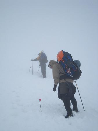 Rainier Climb 2008
