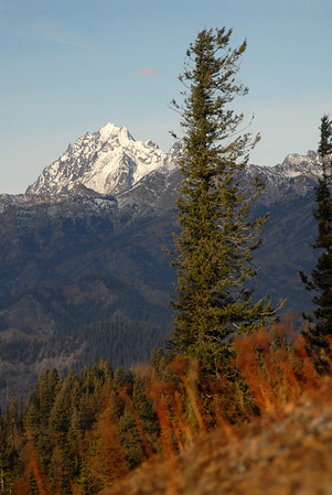 Red Top Fire Lookout (Nov 30th 2008)