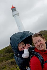 Ottwa Lighthouse, near Adalade Australia. May 2009