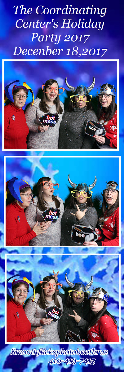 The Coordination Center Holiday Party Dece,ber 18,2017
