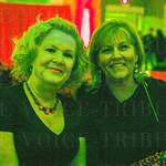 Ginger McIntyre and Lisa Tibbs.
