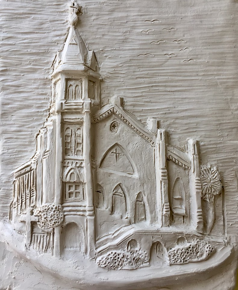 Tile study- Emanuel AME Church, Charleston, SC