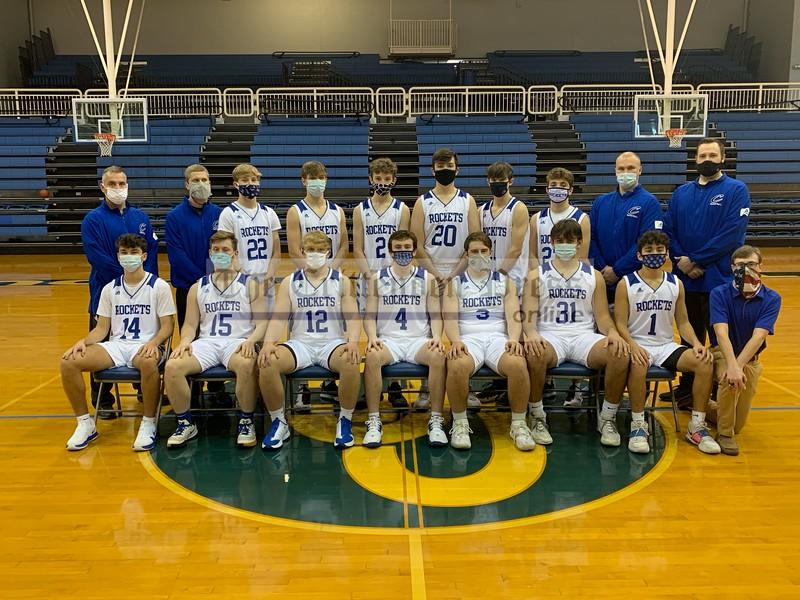 20 varsity boys