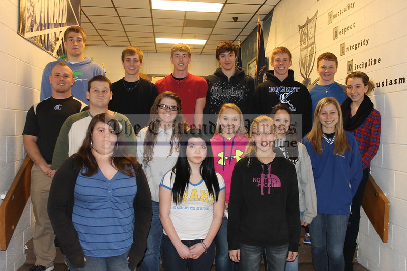 march students of month