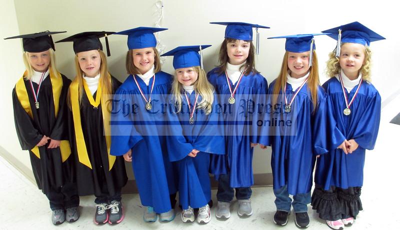 Tiny Tot graduation