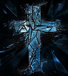 Cross breaking apart