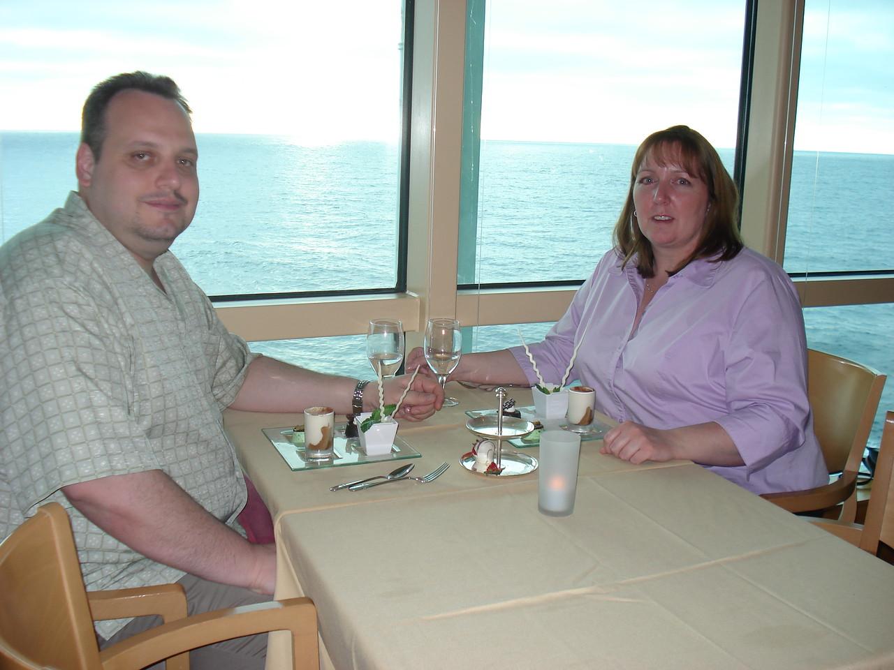 Nice dinner at Portafino