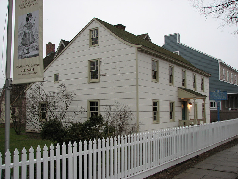View of Raynham Hall
