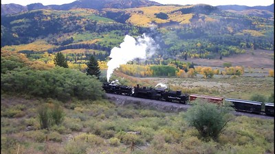 Train and Fall colors