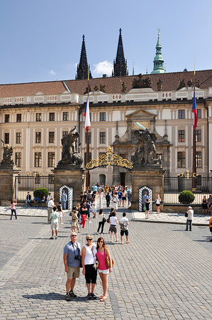 Prague Castle & St. Vitus Cathedral