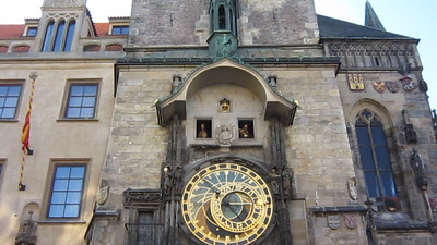 Astronomical Clock movie