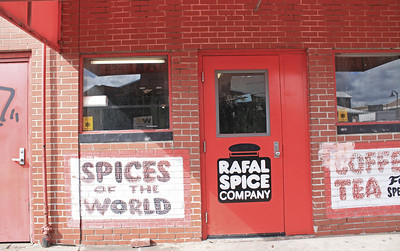 Rafal Spice in Detroit Eastern Market District.