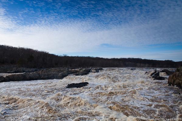 Greaf Falls - High Water