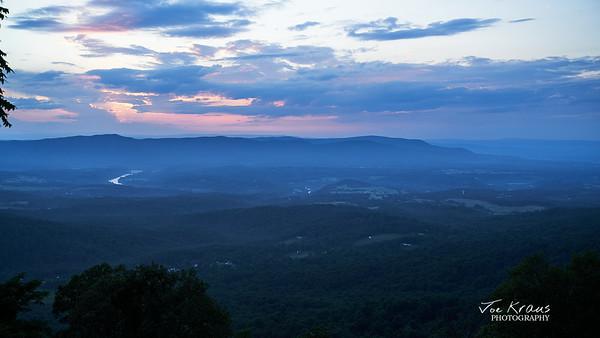 Shanandoah RIver Sunset