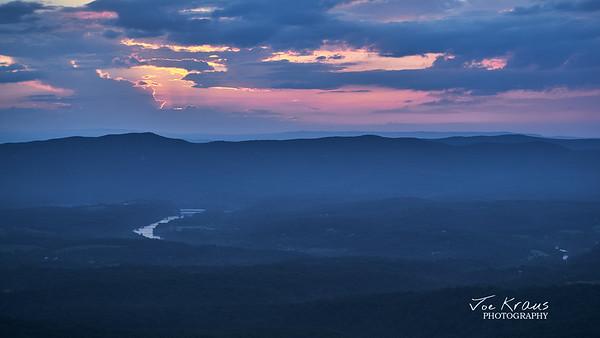 Shanandoah RIver Sunset III