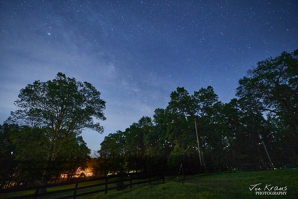 Night at the Farm