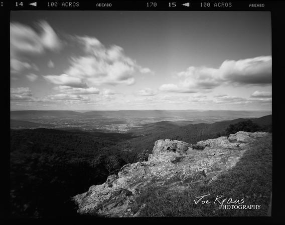 Rocky Overlook Shenandoah