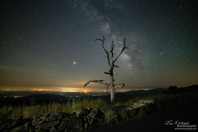Stone Walls and Starry Skies