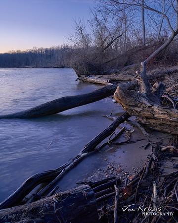 River Sticks III