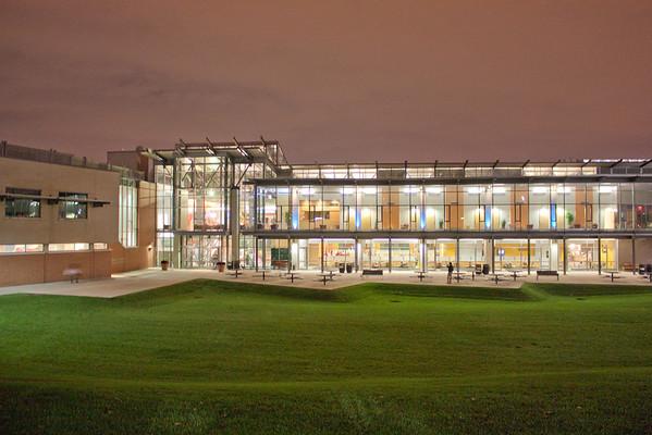 Edward J. Prysbyla Center Main Entrance