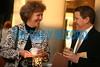 L-R Susan Sartorius, The Sidney Kimmel Comrehensive Cancer Center and Ron Noecker, Johns Hopkins Hospital