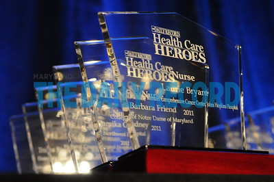 Healthcare Heros Event 2011