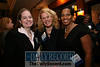 l-r Jennifer Whitman, Lori Villegas and Nonet Sykes