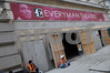 06.07.2011 BALTIMORE, MD- Exterior photos of the soon to be Everyman Theatre at 315 West Fayette Street. (The Daily Record/Maximilian Franz).