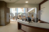 09.26.13 ROCKVILLE, MD- The 1st floor lobby of the Shady Grove Adventist Aquilino Cancer Center. (Maximilian Franz/The Daily Record)