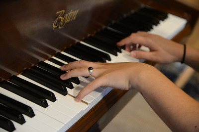 6-30-16 BALTIMORE, MD- Photos from The Baltimore School of Music, which teaches classical instruments and voice to students of all ages. (The Daily Record/Maximilian Franz)