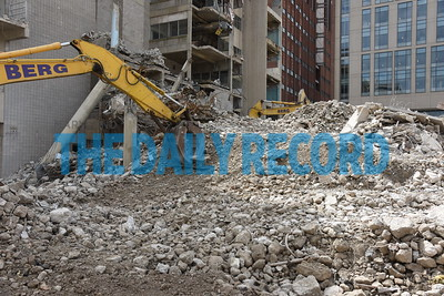 UMB Demolition 630 W Fayette 6 MF