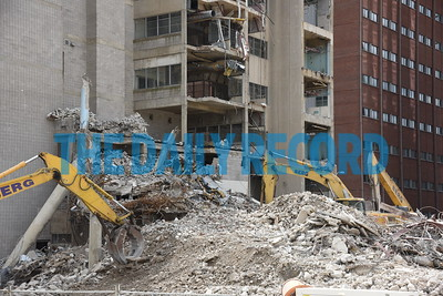 UMB Demolition 630 W Fayette 5 MF